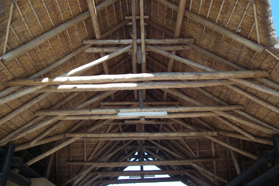 Front-Entrance-Timber-roof-Construction-close-up
