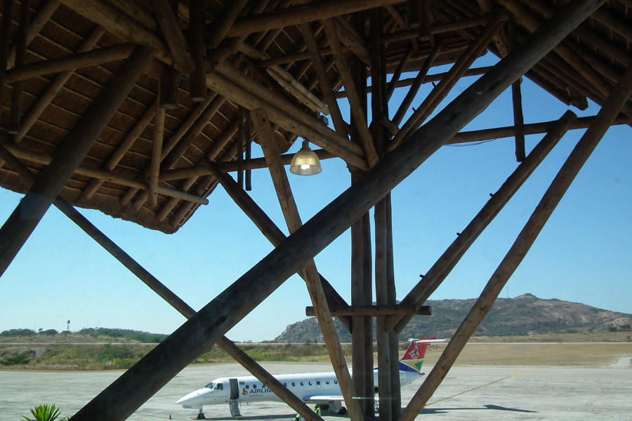 Pole-Construction-Mpumalanga-Airport