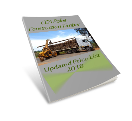 CCA Poles & Construction Timber Price List 2018