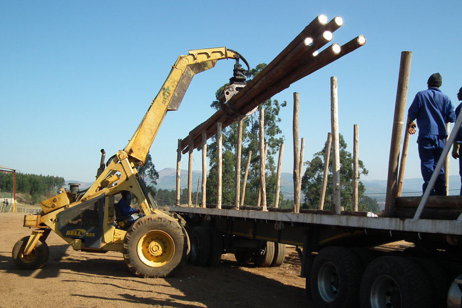 Loading CCA Transmission Poles