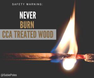 CCA Treated Timber Health Risks
