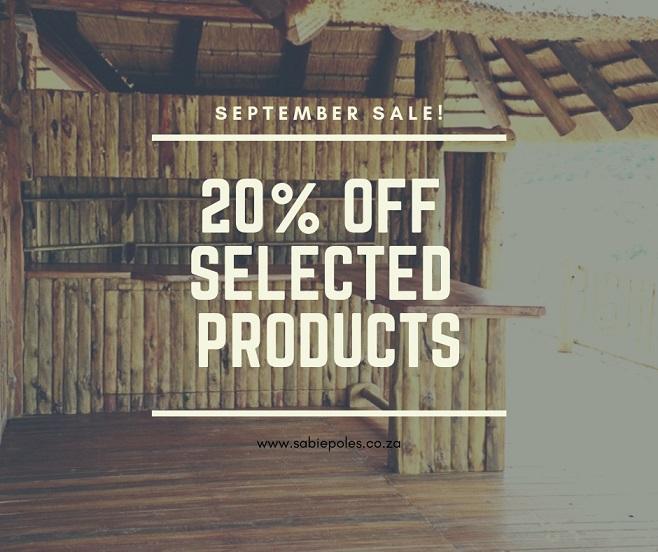 CCA Treated Timber Sale