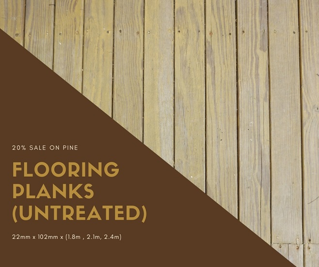 Interior Flooring Planks