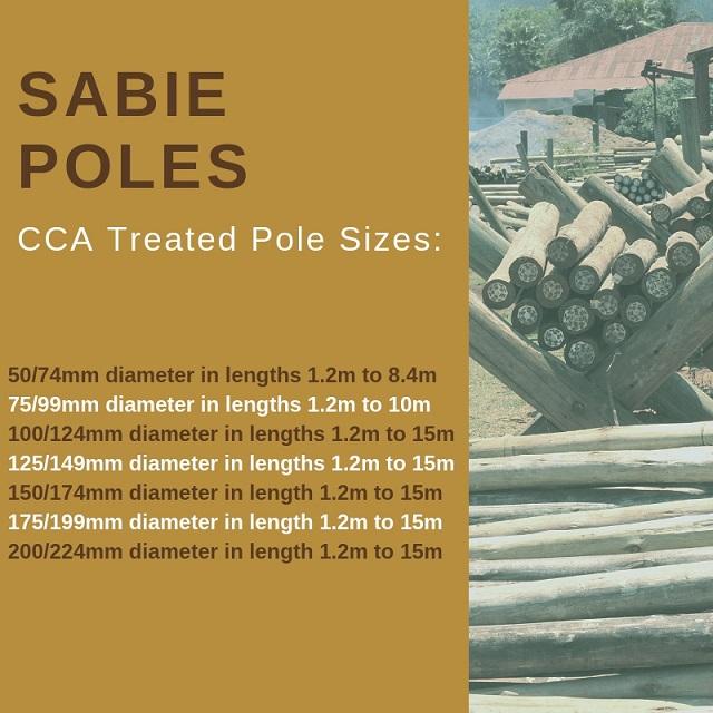 Gum Poles
