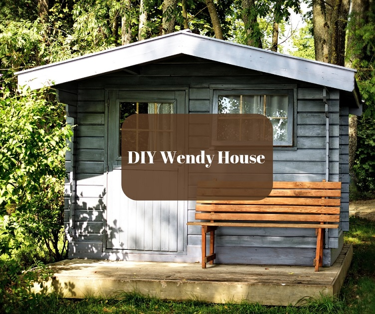 DIY Wendy House: Treated Construction Timber – Christmas DIY Series