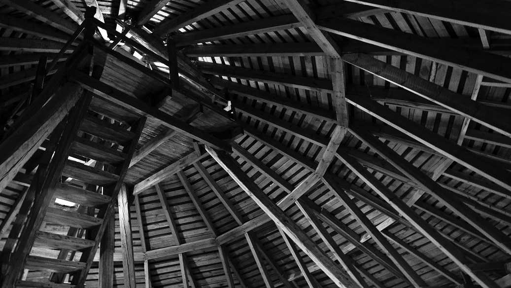 Construction Roof Timber