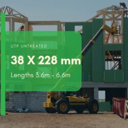 UTP Untreated Construction Timber