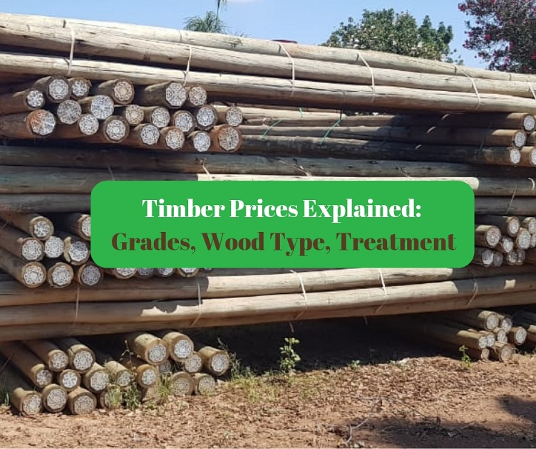 Timber Prices: Products information and grade meanings
