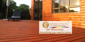Wood deck, decking, cladding, CCA Treated, Treated Timber