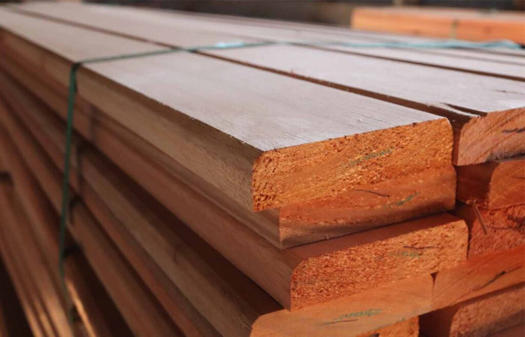 Wood Decking: Quality checking your decking planks