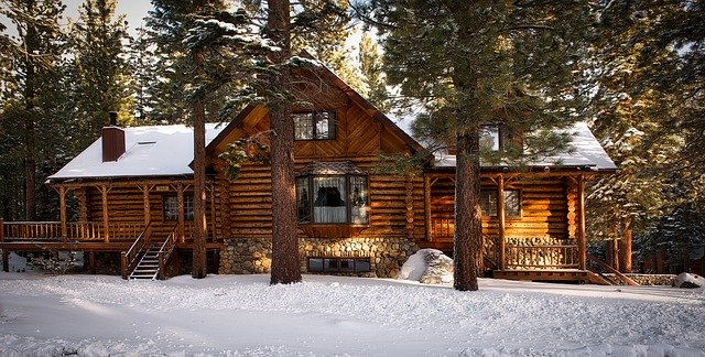 Log Homes and styles