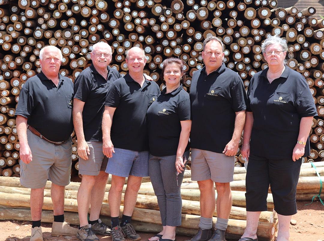 Sabie Poles Timber Exporters