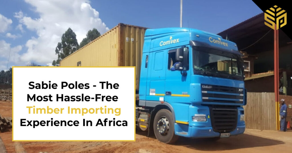 Import timber – South African timber the most hassle-free timber for importing