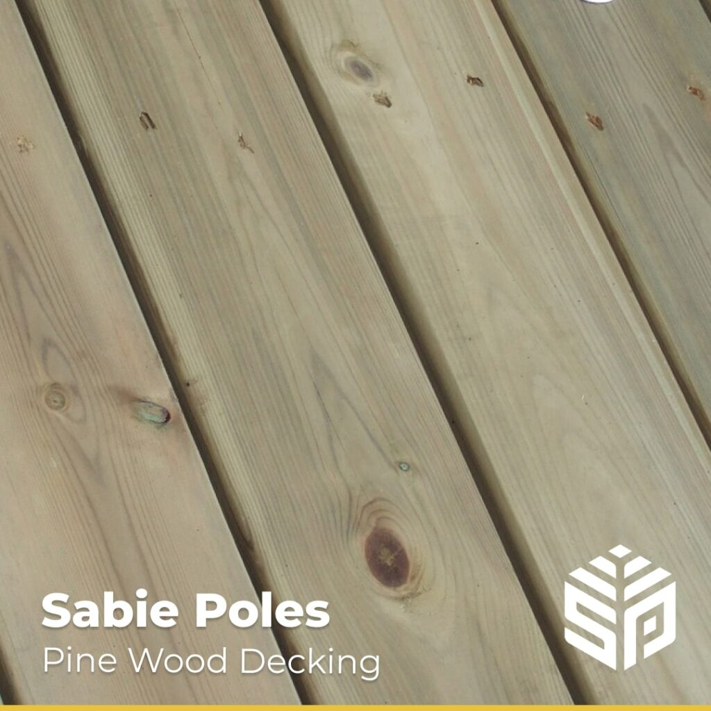 Pine Wood Decking - The best wood to use for timber decking in South Africa?