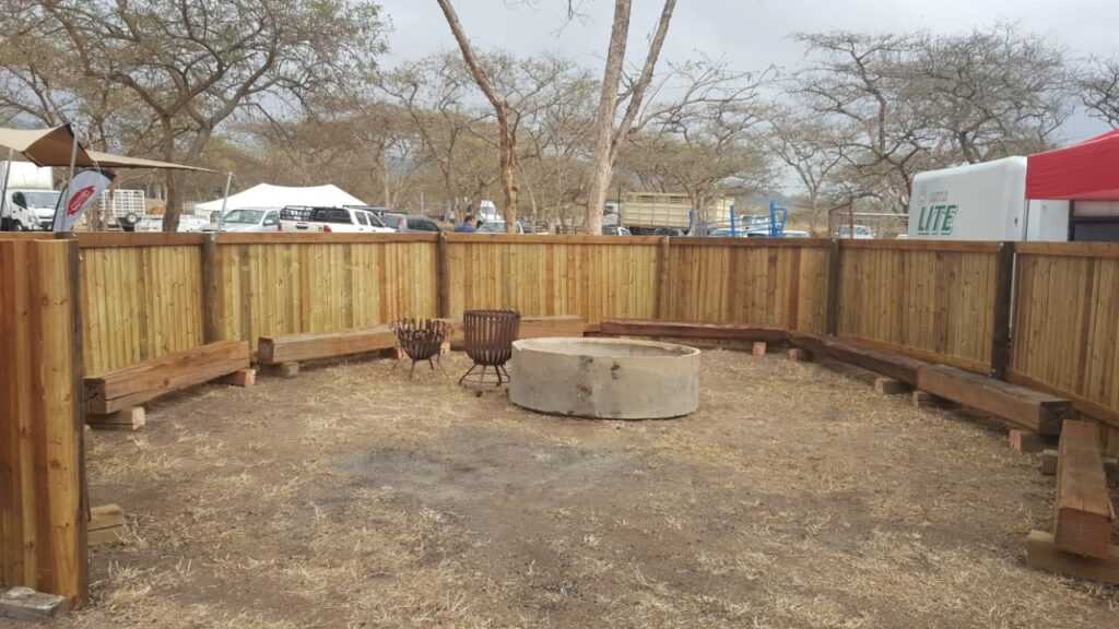 Build fences, gates, and rails with pressure treated tanalised CCA Poles and timber