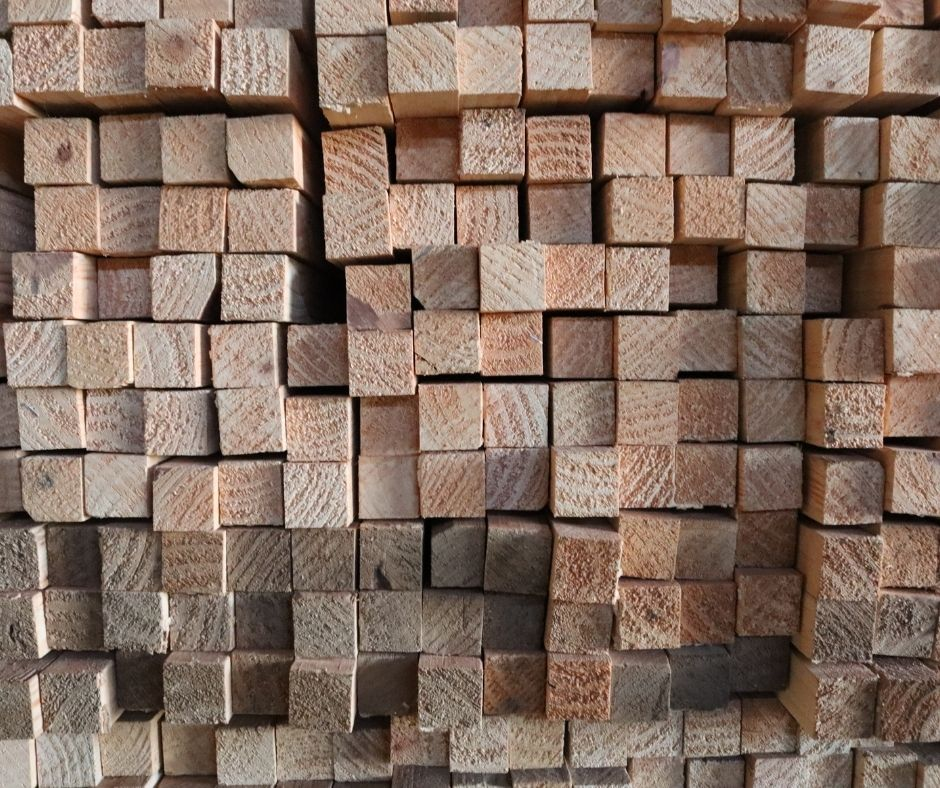 South African Pine, Is timber from Northern Africa stronger than locally grown wood?
